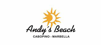 Andy's Beach Bar in Marbella