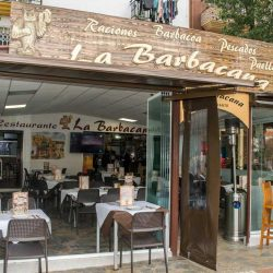 La Barbacana in Marbella