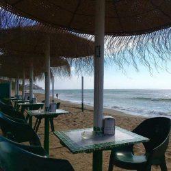 Chiringuito Las Dunas in Marbella