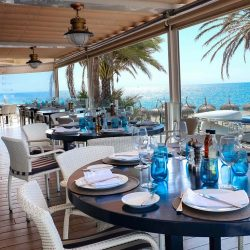 The Harbour Bar and Restaurant Marbella in Marbella