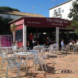 The Village Inn in Marbella