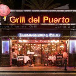 Grill del Puerto in Marbella