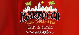 Barrocco Bar in Marbella