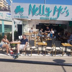 Nelly Mc's Irish bar in Marbella