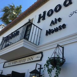 The Robin Hood Inn in Marbella